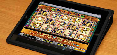 A Have a look at Online Casino Slot Machines