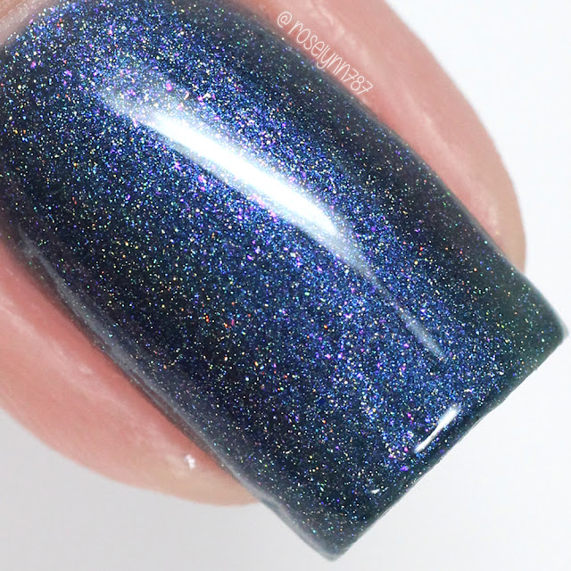 Smokey Mountain Lacquer - Why Not Me