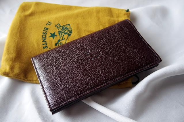 イル ビゾンテ(IL BISONTE)の財布