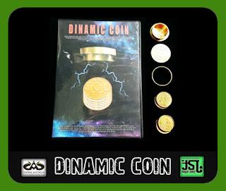 TOKO SULAP JOGJA Dinamic Coin