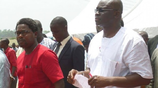 Fayose's aide: Falana wants to be gov… his opinion belongs to the trash can
