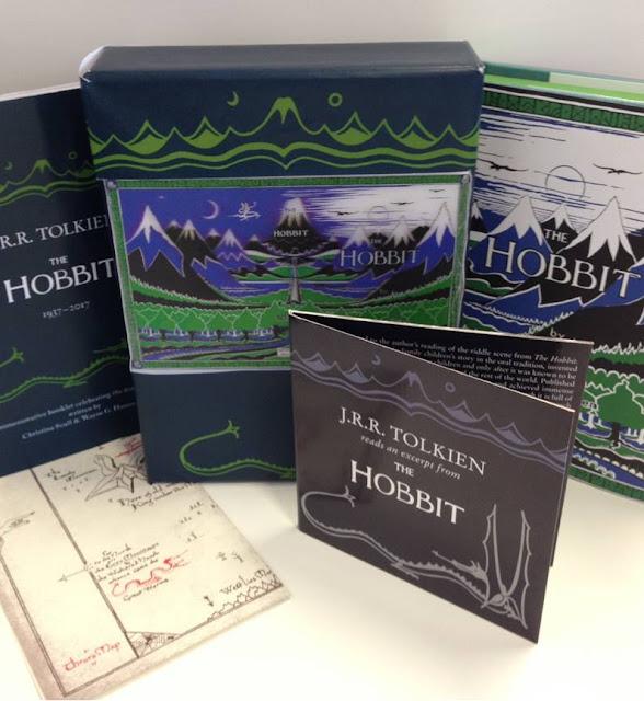Anche un inedito di Tolkien del 1938 con l'edizione deluxe di The Hobbit