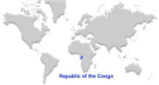 image: Republic of the Congo Map location
