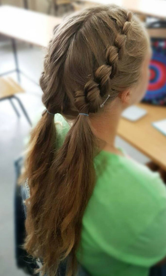Best Hair Styles For Girls Simple And Easy 20 Gg Star Online