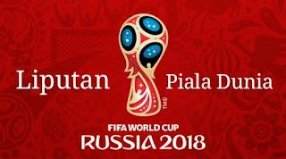 Liputan Piala Dunia 2018