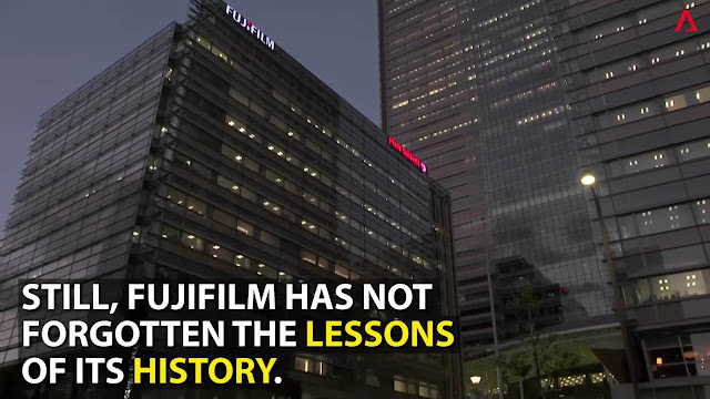How Fujifilm survived the digital age in unexpected ways