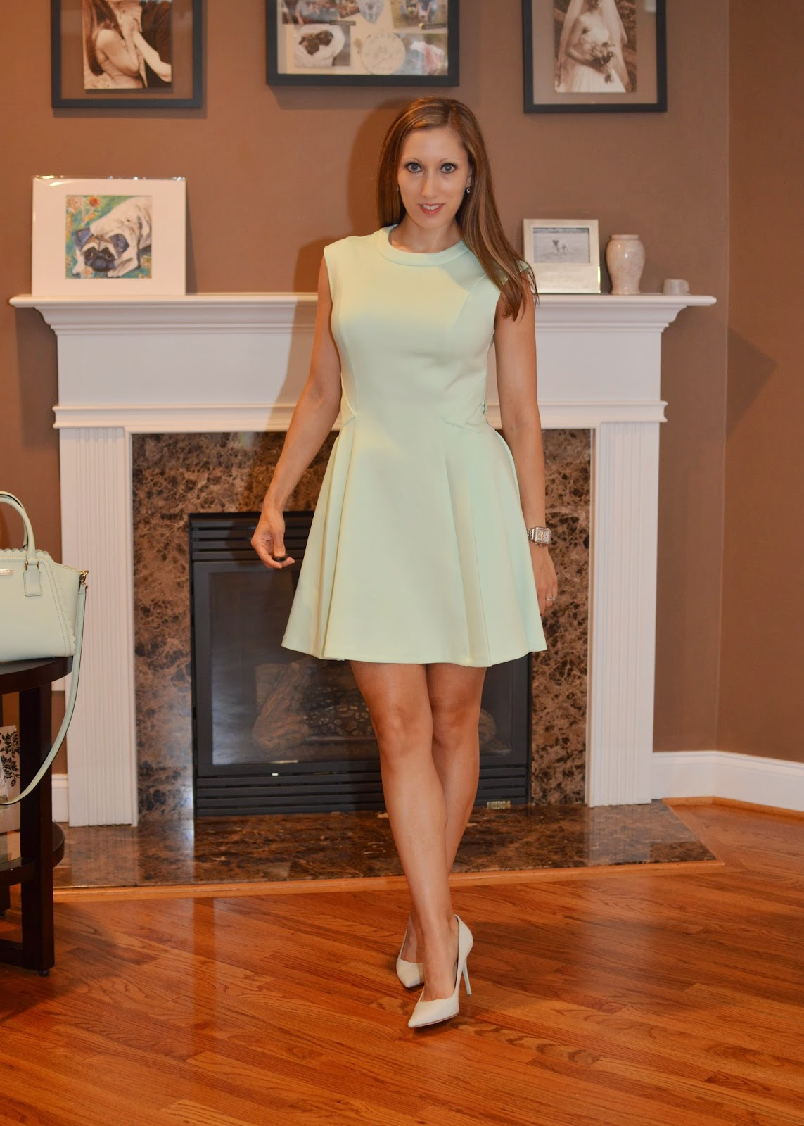 45a58c57204528 Everyday Fashionista - Atlanta Blogger  My First Ted Baker Dress