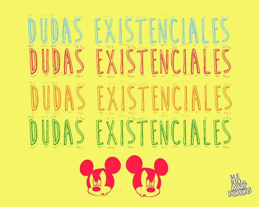 Dudas Existenciales