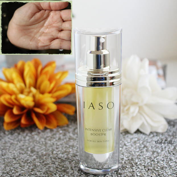 why koreans have flawless skin, IASO Intensive Clear Booster, IASO  Ghassoul Black Cleansing Oil