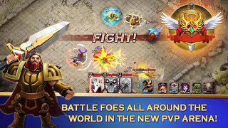 Clash of Lords 2 APK Terbaru 2016