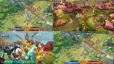 Lord Mobile Game Download Screen Shots