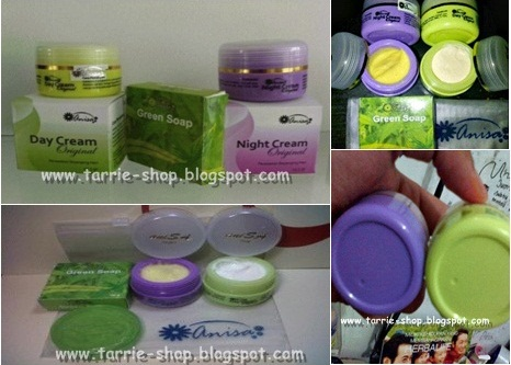 Paket Cream ANISA New Ori