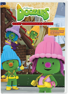 Doozers Giant Gingerbread House DVD