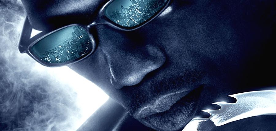 Wesley Snipes în rolul Blade