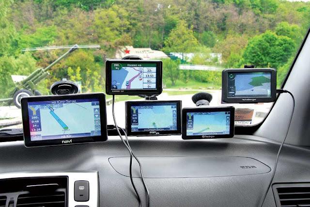Популярные автомобильные навигаторы какой навигатор выбрать карты для gps навигаторов