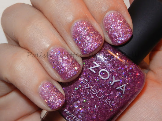 Polish. Glitter. Rock & Roll!: Zoya Arlo