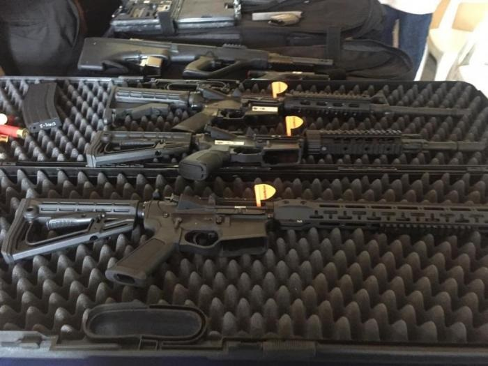 bunduki%2B1 - Even CS MATIANG'I was shocked, See some of the lethal guns that were returned by civilians, Kenya is a land of Mafias (PHOTOs)