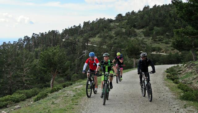 AlfonsoyAmigos - Cerro Camorca - Rutas MTB