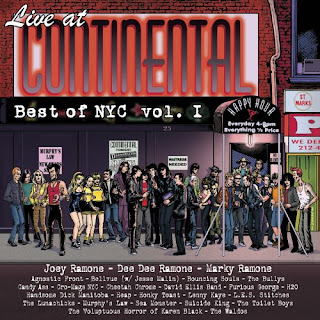 Live at Continental, Best of NYC Vol. I