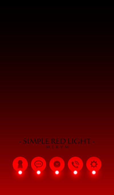 - SIMPLE RED LIGHT -