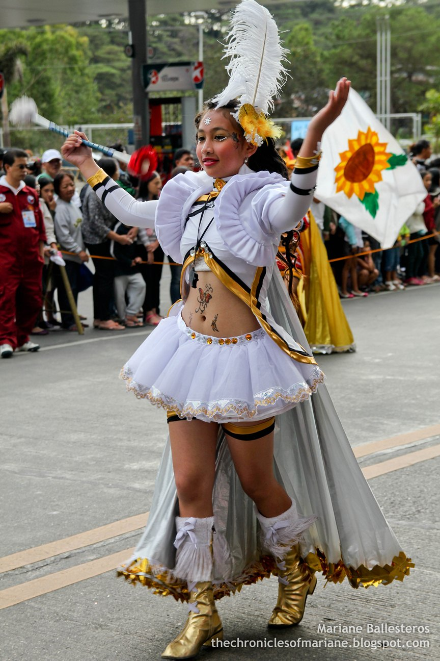 Baguio City S Panagbenga 2013 Photoblog The Chronicles