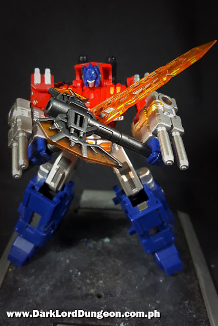 Iron Factory IF EX-14 Ultimate Commander God Ginrai / Optimus Prime Review