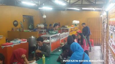 Bisnis, Info, Makanan, Warung Tenda