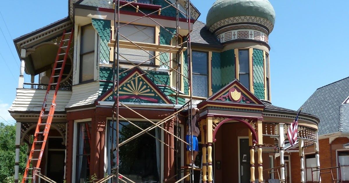 The Retired Rambler A Cool House Gets A Facelift Union
