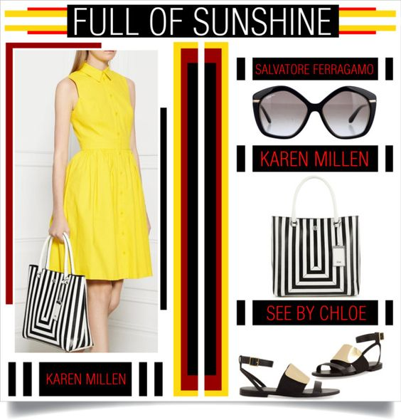 Fashion Forecast - Full Of Sunshine www.toyastales.blogspot.com #ToyasTales