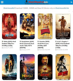 khatrimaza 2019 hollywood movies in hindi