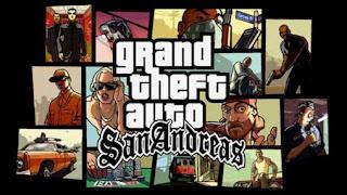 تحميل لعبة جاتا سان اندريس للأندرويد Grand theft auto: San Andreas