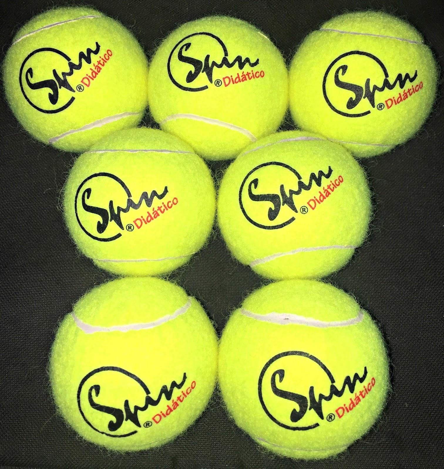 a304ab733fe Bolas de tênis SPIN