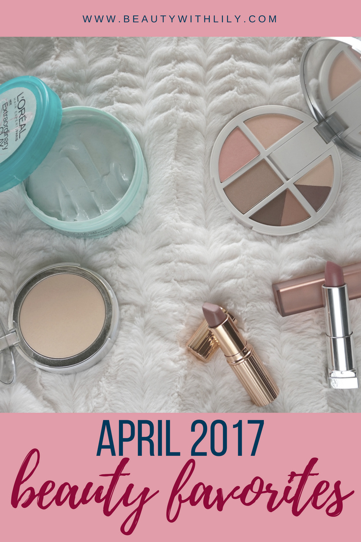 5 Beauty Products I'm Currently Loving // Current Beauty Favorites | beautywithlily.com