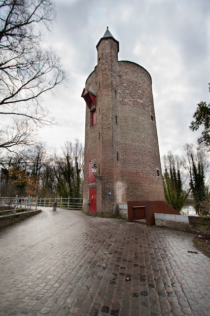 Minnewaterpark-Bruges
