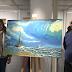 La asociación Colores vivos organiza una exposición en el Centro cultural Gabriel Celaya hasta el 22 de diciembre