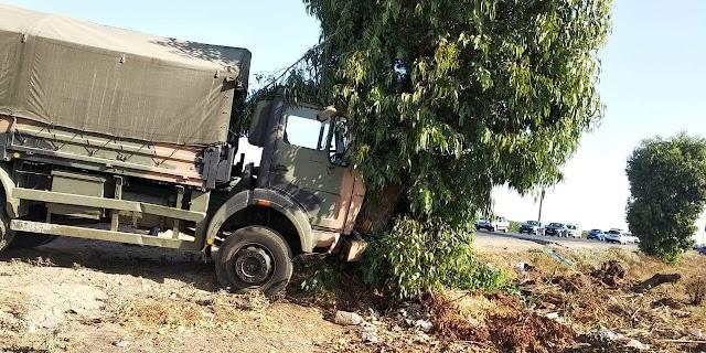 فاجعة .. مقتل 6 أشخاص من عائلة واحدة بحادثة سير بإقليم برشيد