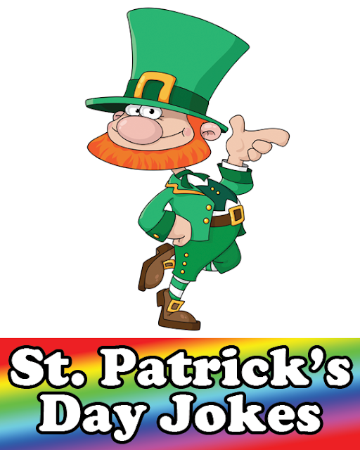patricks day jokes and riddles