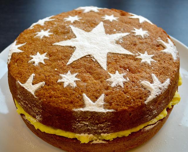 Mary Berry Orange Christmas Cake