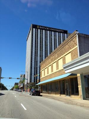 Baylor University Building