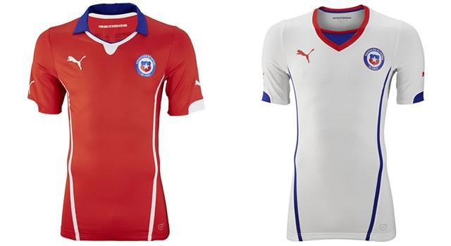 7651916a0e Essas camisas realmente são as mesmas vistas na Copa do Mundo de 2014. O  que acontece