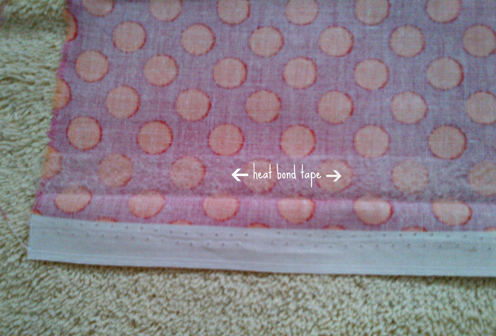 Two Loonies And A Penny Diy Crib Skirt