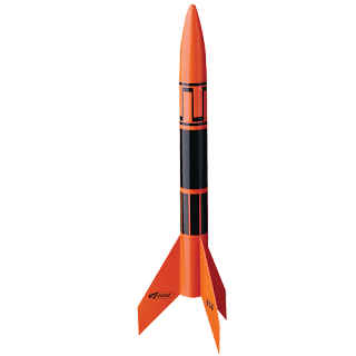 Estes Easy to Assemble Alpha III Model Rocket Kit, Model Rocket Store