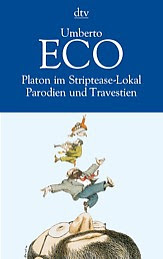 Cover - Platon im Striptease-Lokal - Umberto Eco