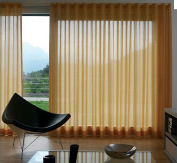 diseodeinteriores TENDENCIAS en cortinas  lneas simples