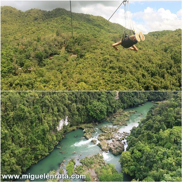 Zipline-Bohol-Filipinas