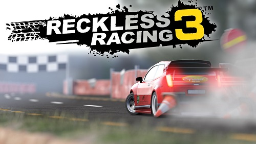 Best Android Racing Games #3 Reckless Racing 3