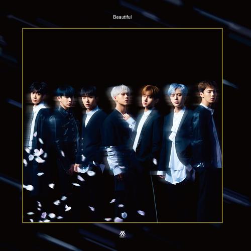 Monsta X - Beautiful (Japanese ver.) Lyrics 歌詞 with Romaji