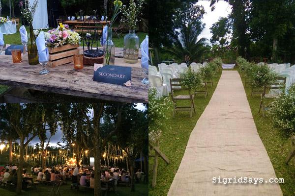 Bantug Lake Ranch - Bacolod resort - Bacolod wedding suppliers