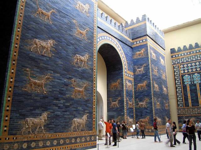 Museu Antigo do Oriente Médio no Museu Pergamon