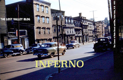 INFERNO - a vicious fire on Main Street sets the stage for Urban Renewal